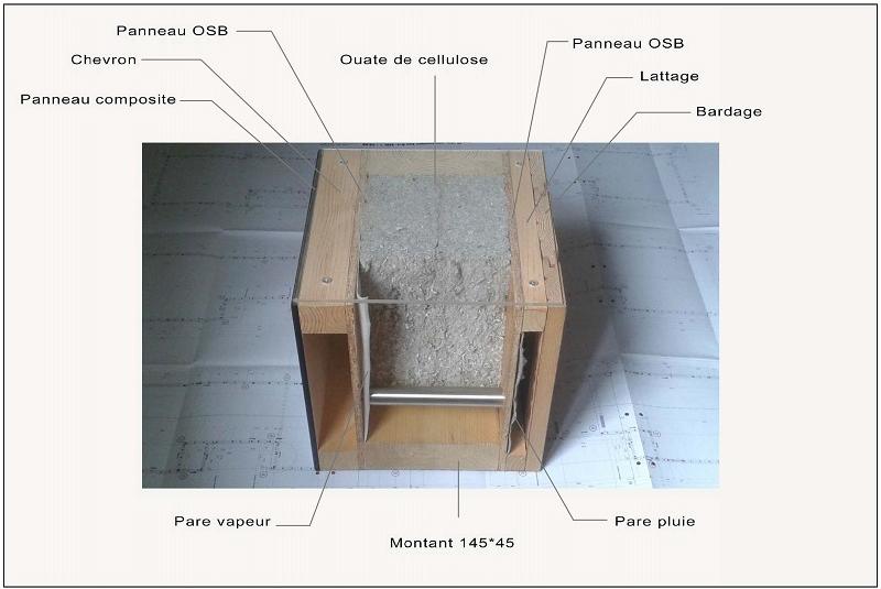 c t pro l 39 ossature bois. Black Bedroom Furniture Sets. Home Design Ideas